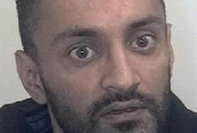 Arshid Hussain was jailed for 35 years after being convicted of raping Ms Woodhouse and assaulting young girls. He was shot in the stomach in 2005 and now uses a wheelchair