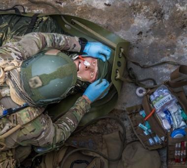 NATO Special Operations Combat Medic Course der ISTC in Pfullendorf erhält die Wertschätzung die er verdient