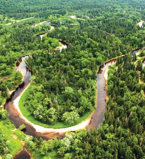 Canoe - Mont Tremblant