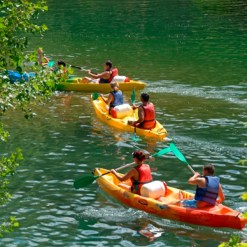 Canoe - Kayak - Paddleboard