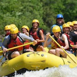 Rafting - Mont Tremblant