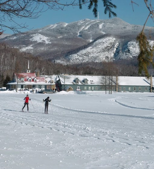 Cross-country skiing – Mont Tremblant
