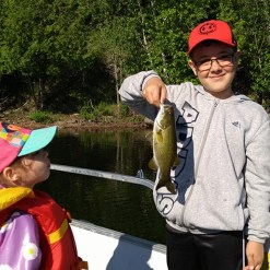 Fishing - Mont Tremblant