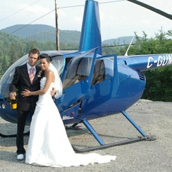 Helicopter - Tremblant