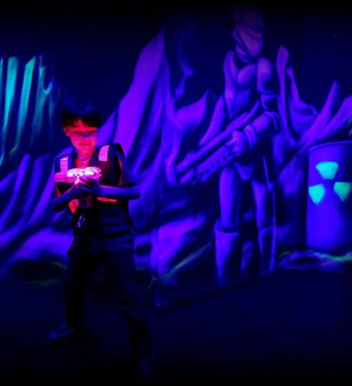 Laser Tag Tremblant