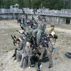 Paintball Tremblant