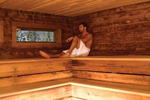 Scandinavian Baths Mont Tremblant 1