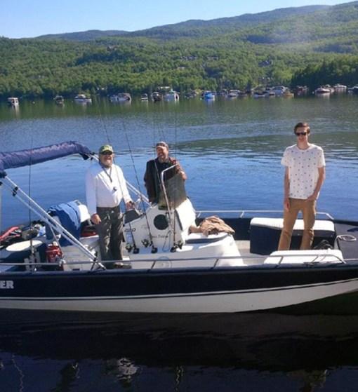 Fishing - Mont Tremblant