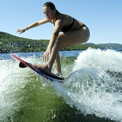 Water Sports Wake Surf - Mont Tremblant