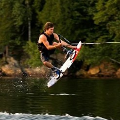 Water Sports Wakeboard - Mont Tremblant