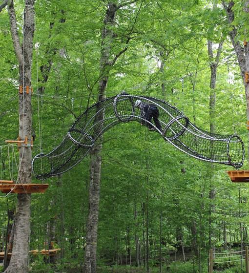 Kid Zipline - Mont Tremblant
