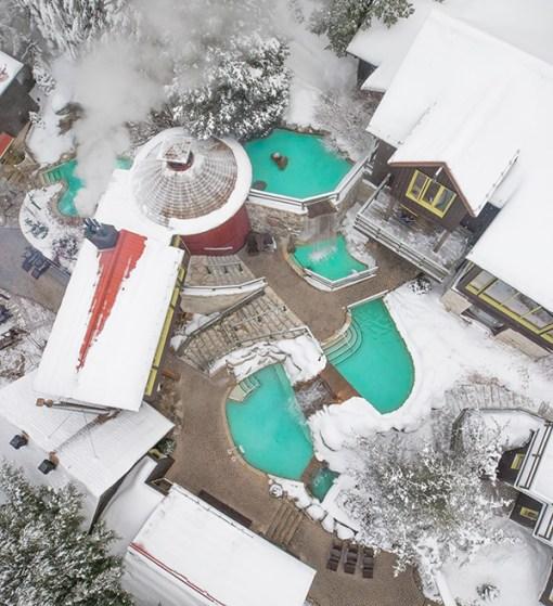 Scandinavian Baths Spa - Mont Tremblant