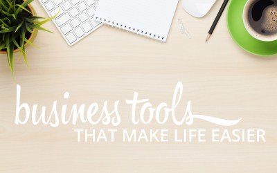 The five tools I use to run my business
