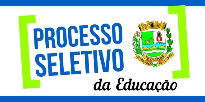 Trigésimo Sétimo Edital de Convocação de chamadas aos aprovados no Processo Seletivo Nº 001/2016 para Auxiliar de Desenvolvimento Infantil, Merendeira, Professor I e Professor II