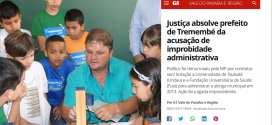 Justiça: Por unanimidade, Vaqueli é inocentado em caso UNITAU/FUST