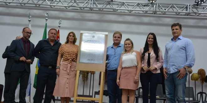 Tremembé inaugura Centro de Eventos com capacidade para mais de 300 pessoas