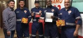 SAMU Tremembé comemora 3 anos com mais de 9 mil atendimentos
