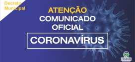 Prefeitura de Tremembé emite Decreto Oficial para prevenção do CORONAVÍRUS