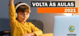 Informativo aos pais – Retorno das aulas 2021