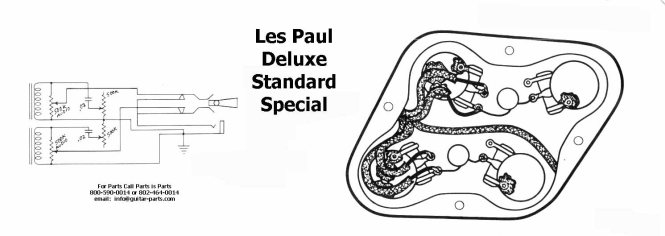 gibson les paul studio deluxe wiring diagram wiring diagrams les paul kit guitar