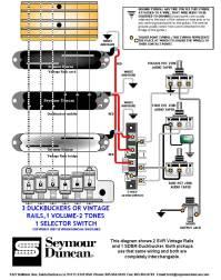 [SCHEMATICS_44OR]  √ Adding Wiring Diagram Seymour Duncan Humbucker Strat | Help with strat  wiring | Vintage Rails Strat Wiring Diagram |  | Jazz B Wiring Schematic Jazzmaster Fender Guitar Wiring Diagrams Jazzmaster Guitar  Wiring Diagram