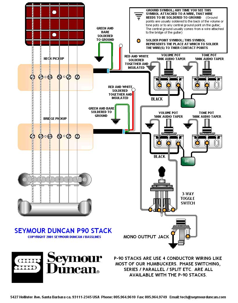 medium resolution of p90 wiring diagram for sg simple wiring diagram push pull humbucker wiring diagram les paul p90 pickup wiring diagrams