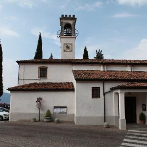 Chiesa di San Lorenzo  Tremosine Sul Garda