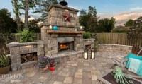 Fireplaces Tremron Jacksonville Pavers, Retaining Walls ...