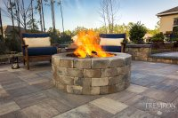 Fire Pits Tremron Jacksonville Pavers, Retaining Walls ...