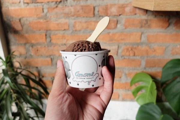 Kisah Sukses UMKM: Amame Ice Cream, Manisnya Usaha Es Krim 4 Sekawan