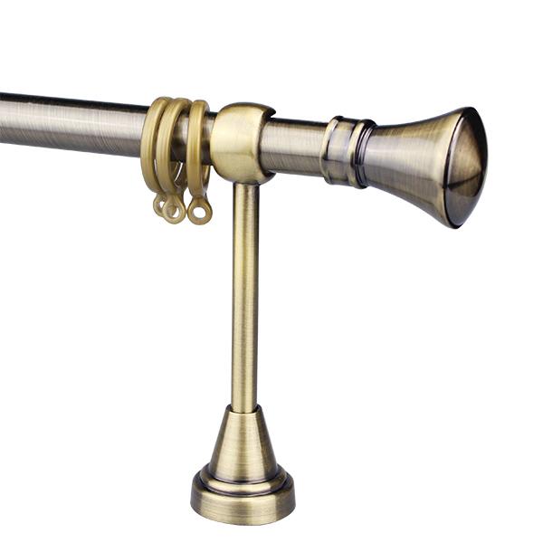 cs0017 simple style curtain rod sets