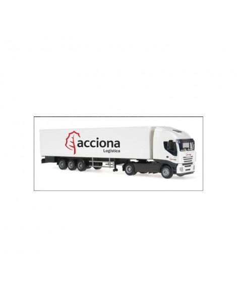 Camión Iveco Stralis Acciona, Rietze 60891