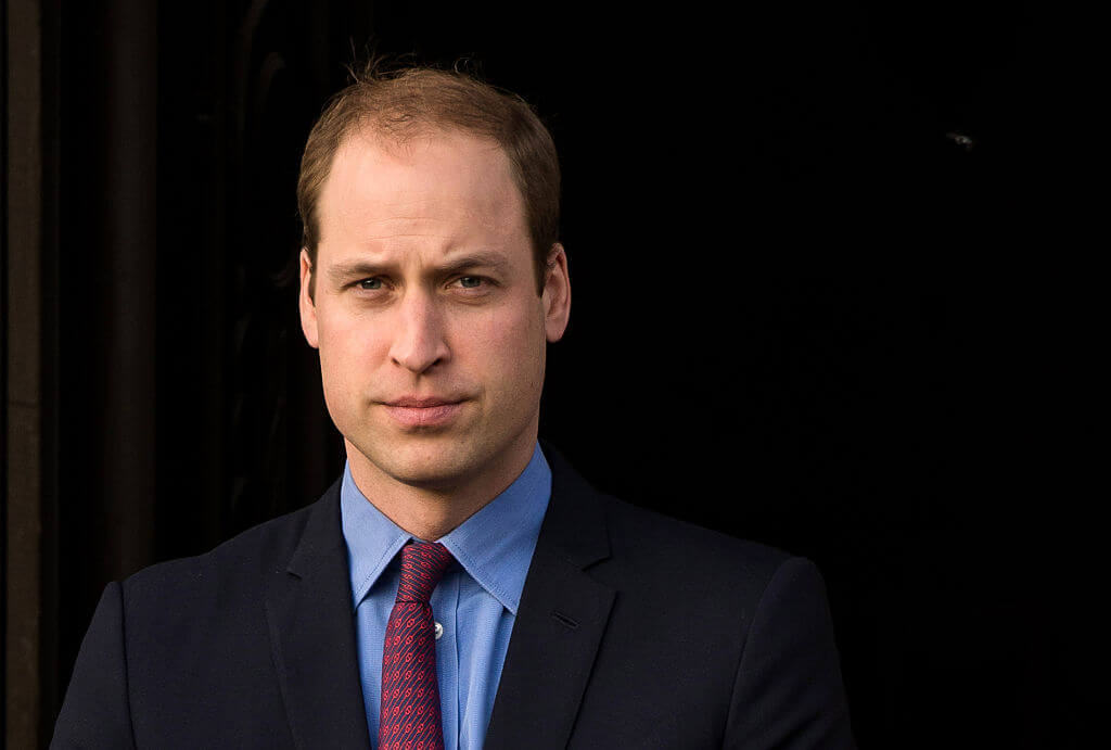 Prince William ($40 Million)