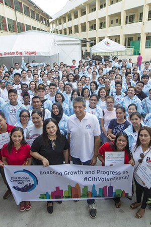 Citi celebrates 12th annual Global Community Day_photo