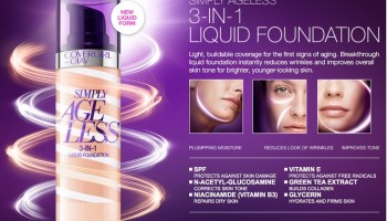 Simply Ageless 3-in-1 Foundation
