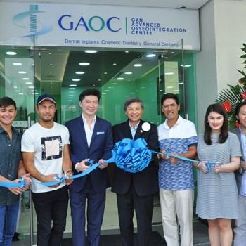 World authority on dental implant graces GAOC…Photo
