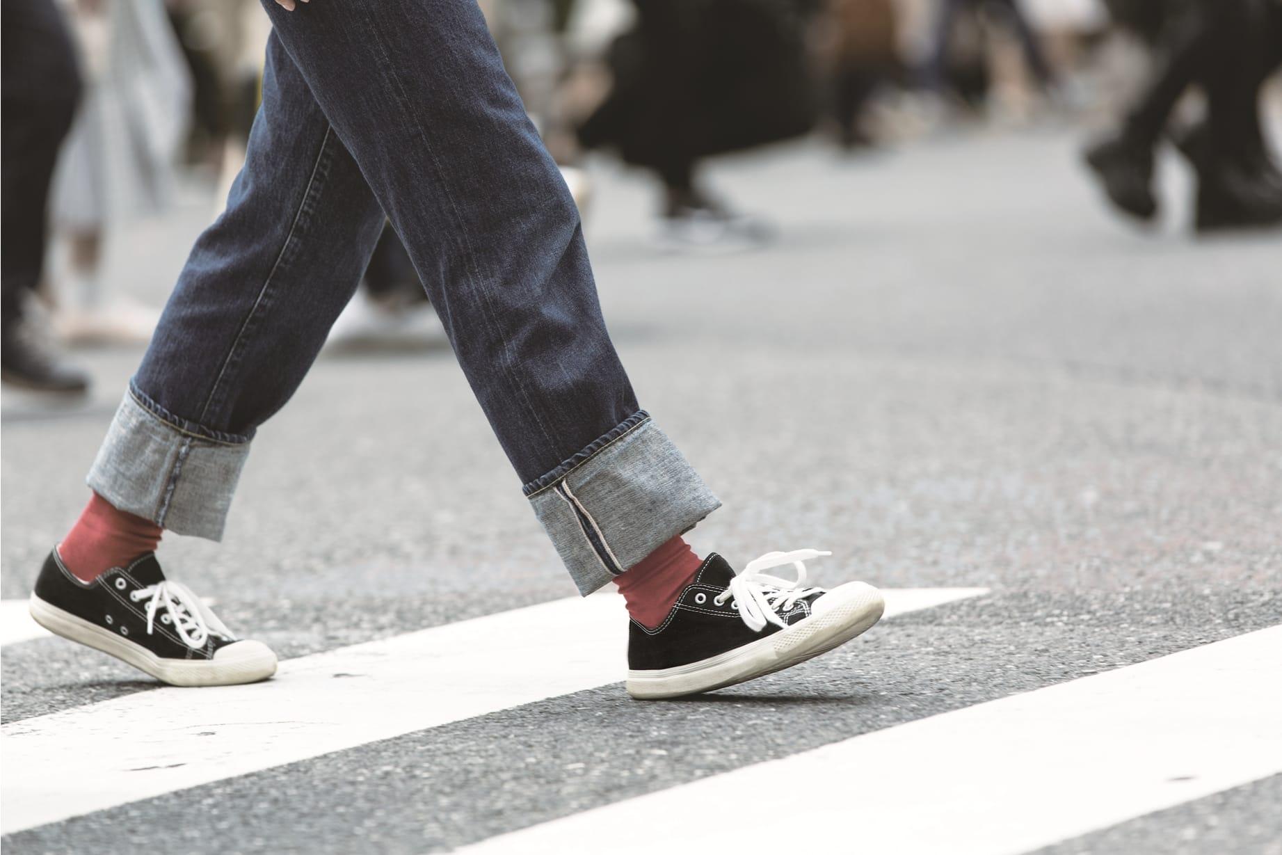 Walk In Comfort Everyday With Sneakers