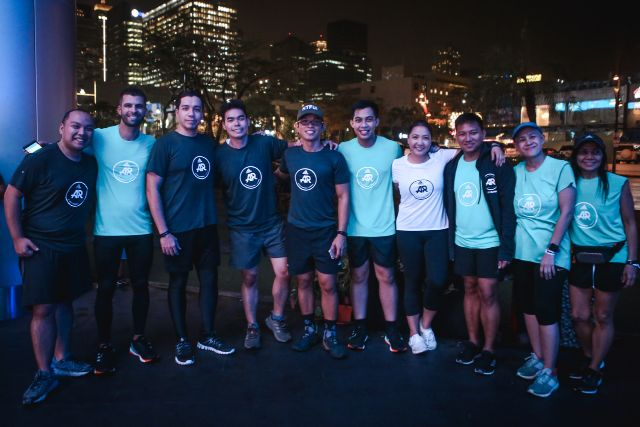 e8ed3df575efec Runners around the world can also sign up and track their runs on the  digital platforms of Runtastic and Joyrun (in China) to contribute and help  reach one ...