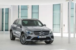 mercedes benz GLC PHV