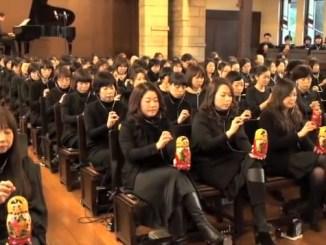 Beethoven in Japan (waar anders)