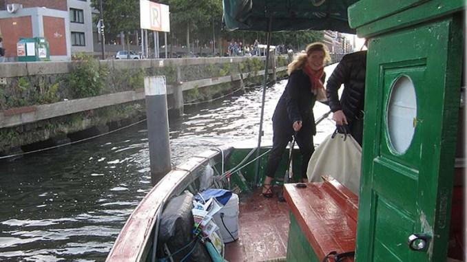 Lucy Wood legt tijdelijk aan in Amsterdam