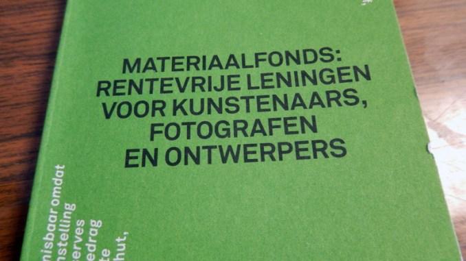 Materiaalfonds