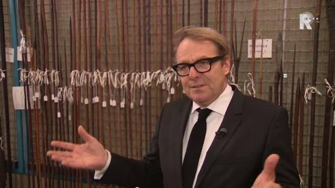 Directeur Bremer van Wereldmuseum stapt op