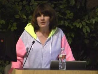 Michelle Grabner, lezing
