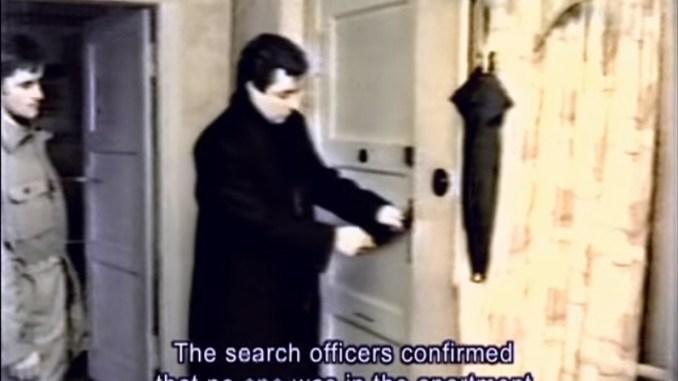 Huiszoeking, Stasi stijl
