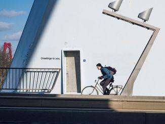 Rondleiding vanaf de Erasmusbrug