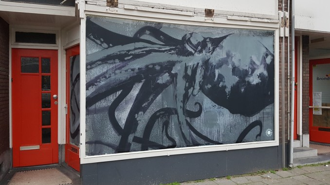 Ondertussen in Rotterdam
