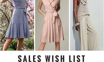 Sales Wish list
