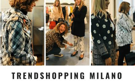Trendshopping Milano: Trendcrosser d'assalto