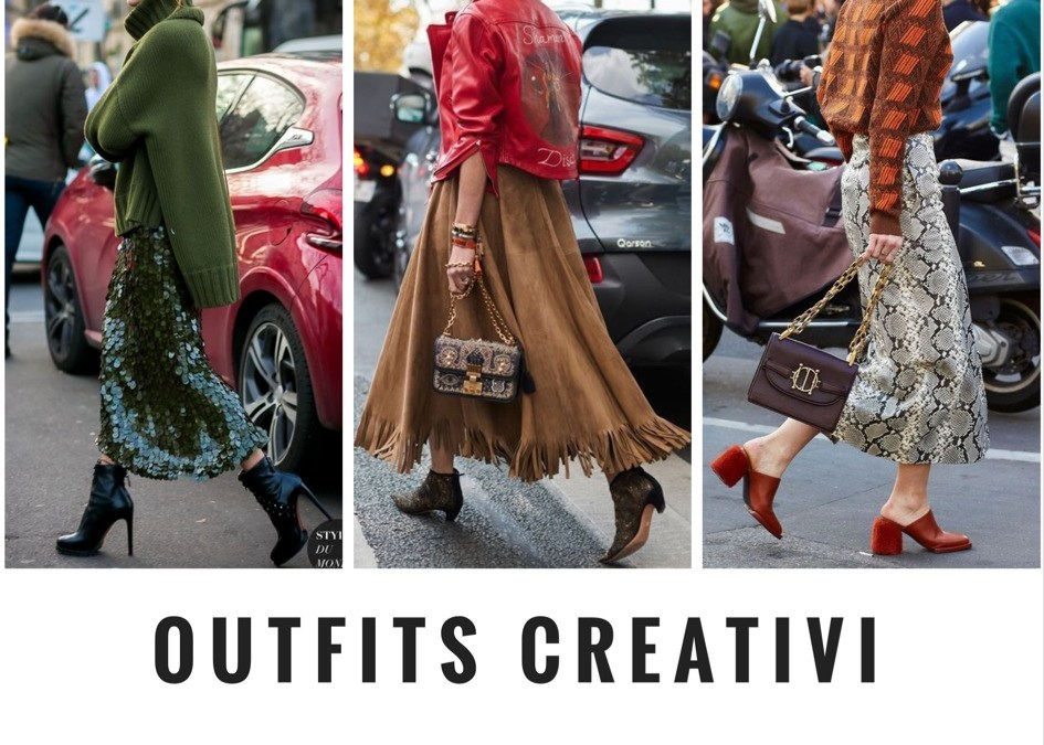 Outfits creativi